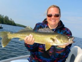 Amy Big Walleye