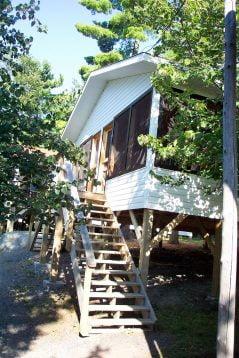 Cabin 2A Exterior