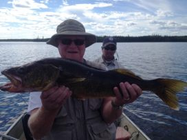 Bill Walters 28.25in Walleye