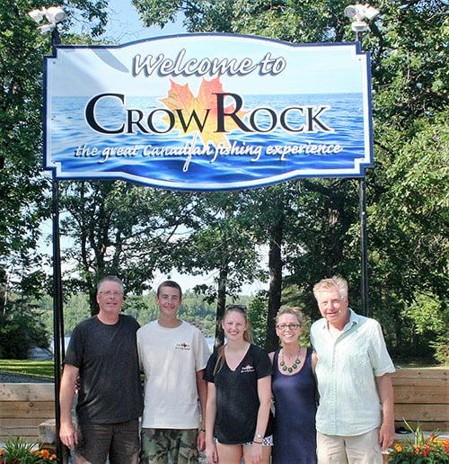 Crow Rock Family