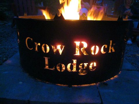 Crow Rock Firepit