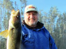 James Stueber 28.25in Walleye