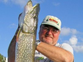 Jim Stueber 41.5in Pike